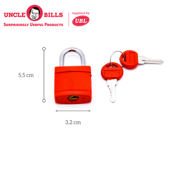 ổ khóa màu Uncle Bills