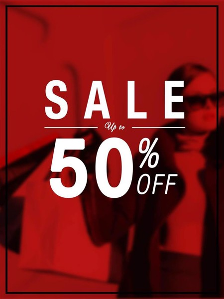 COSETTE END OF SEASON SALE UP TO 50% !!!