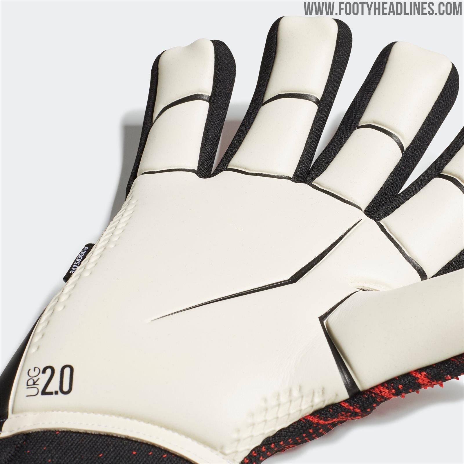Găng tay Predator 20 Pro Fingersave