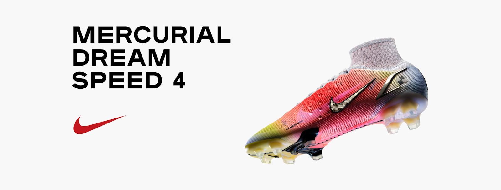 Khám phá Nike Dream Speed 004 ngập tràn cảm hứng du hành vũ trụ