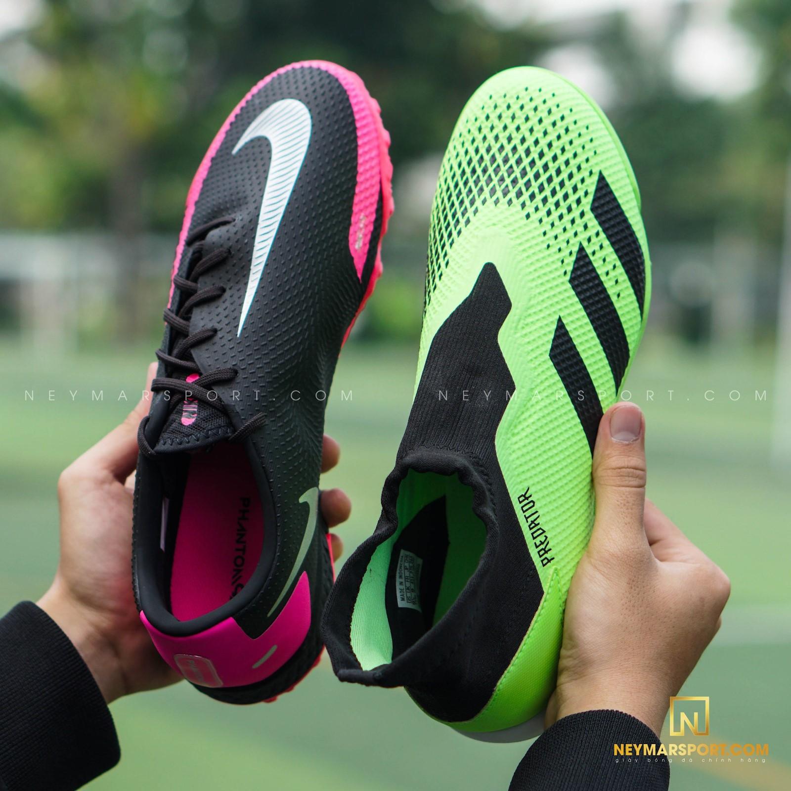So sánh giày cỏ nhân tạo kiểm soát bóng tốt nhất