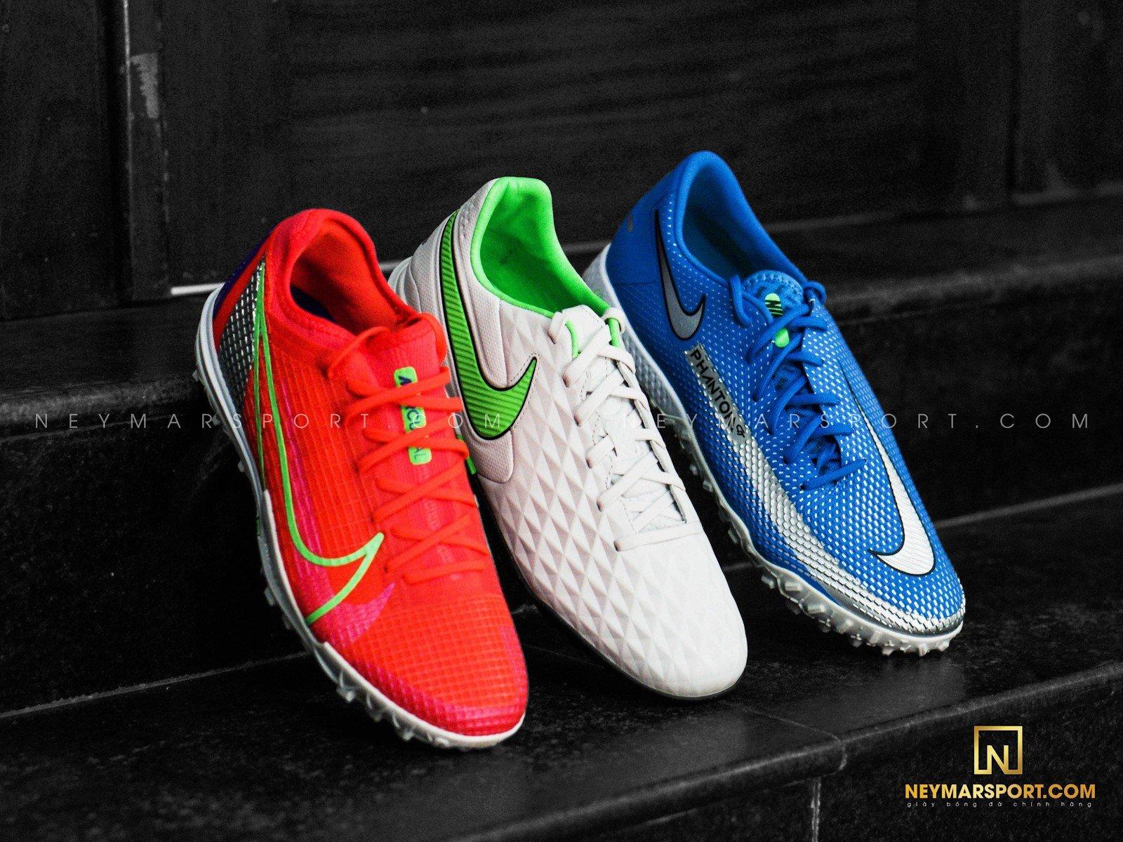 Khám phá bộ sưu tập giày cỏ nhân tạo Nike Spectrum Pack Hot nhất tại Neymarsport