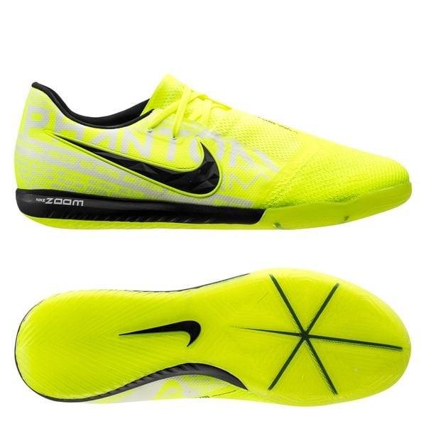 Giày đá banh chính hãng. giày đá banh Nike. NIKE PHANTOM VENOM ZOOM PRO IC NEW LIGHTS - VOLT/OBSIDIAN