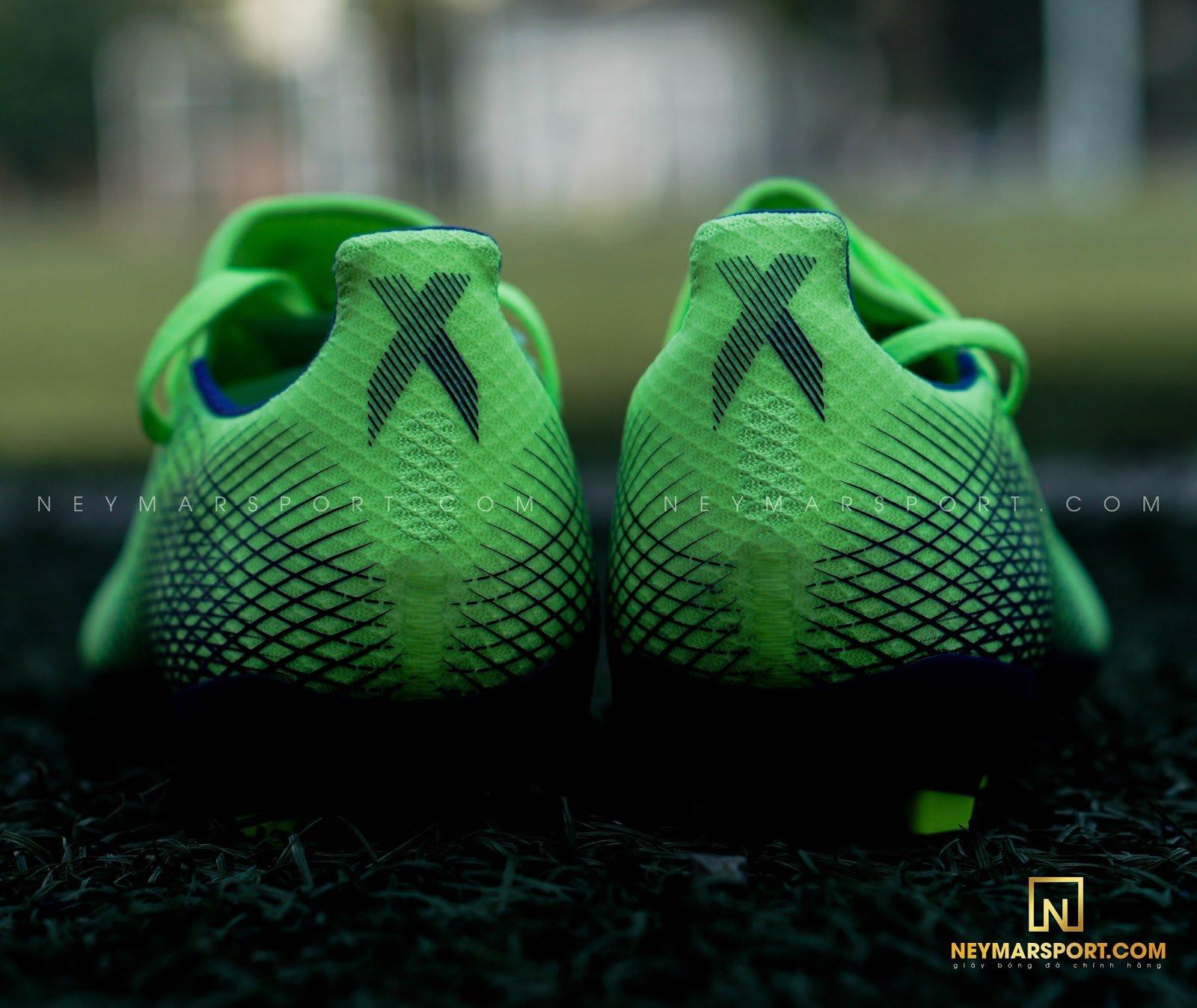 Đối với giày đá banh adidas X Ghosted.3 FG