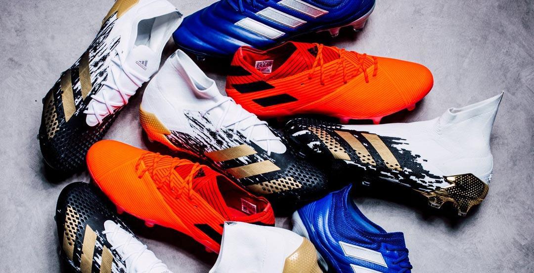 Bộ sưu tập giày bóng đá Adidas Inflight Pack chuẩn bị cho mùa giải mới