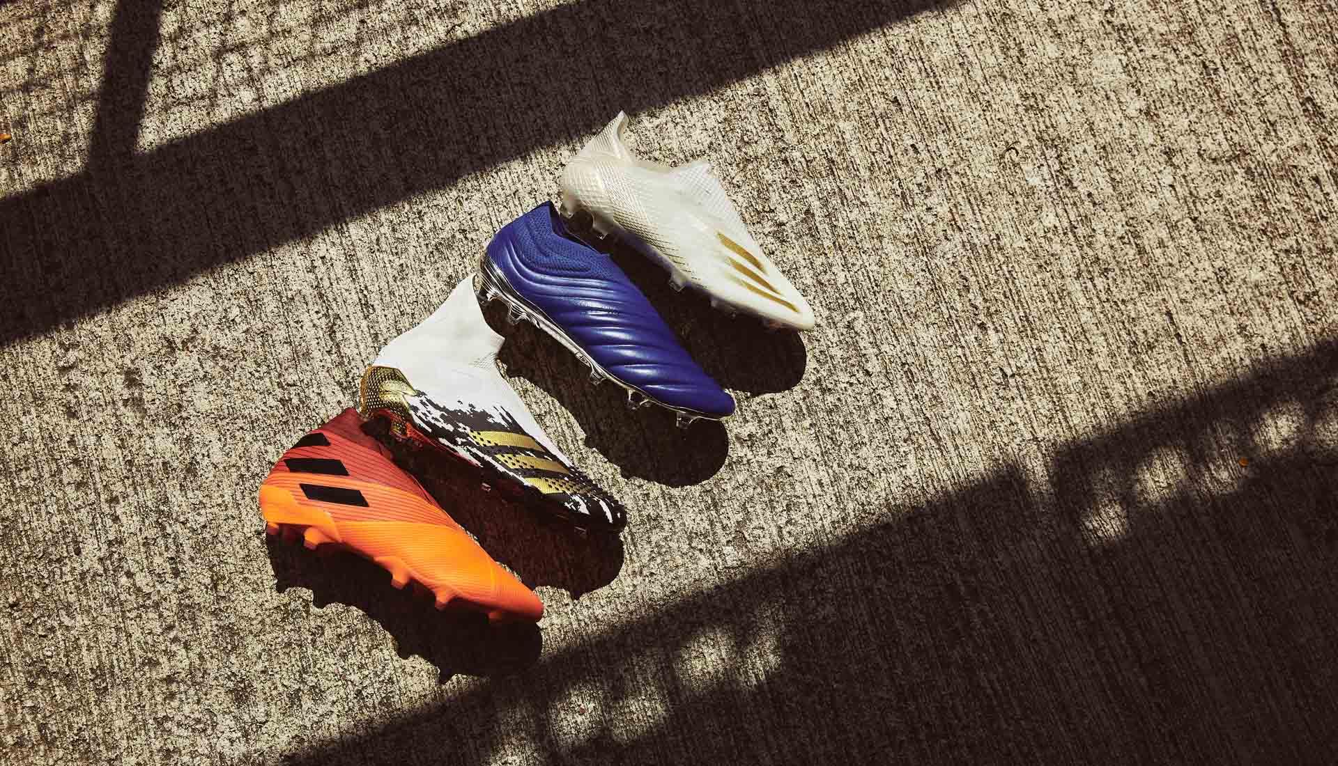 Những thiết kế đẹp mắt của Adidas 'Inflight Pack'