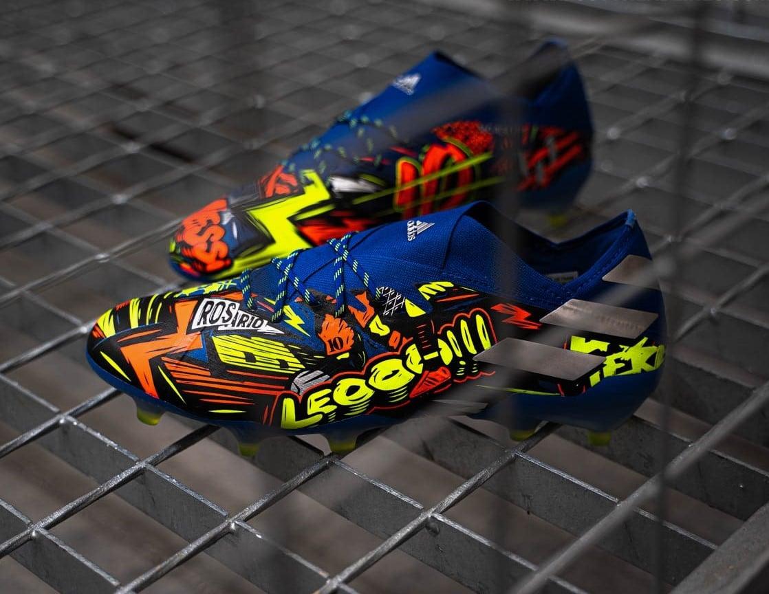 Adidas ra mắt mẫu giày đặc biệt dành cho Messi