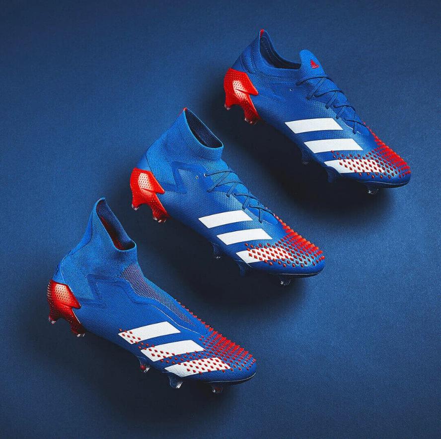 """Các phiên bản của giày đá banh Adidas Predator """"Tormentor"""" 20"""