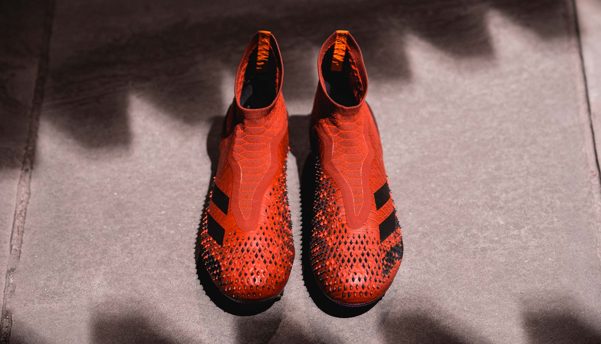 """Adidas Ra Mắt Predator 20 phiên bản Rồng Lửa Đặc Biệt : """"The Dragon"""""""