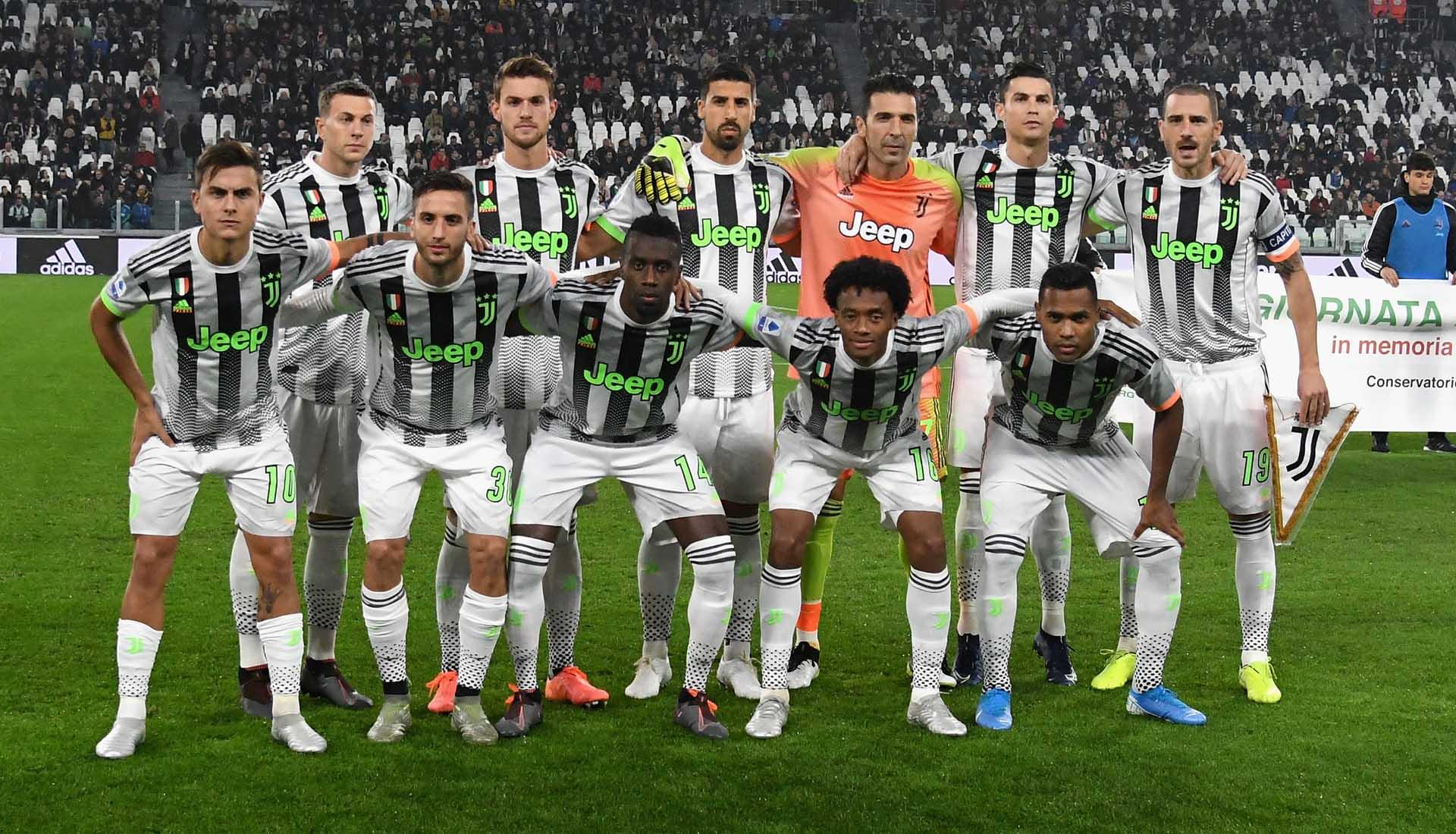 Nhìn lại chặng đường 5 năm hợp tác của adidas x Juventus