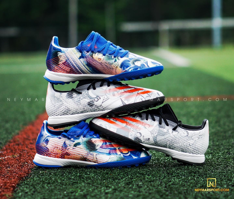 """Giày đá banh """"Giấc mơ sân cỏ"""" adidas X Ghosted.3 Tsubasa đã về lại tại Neymarsort"""