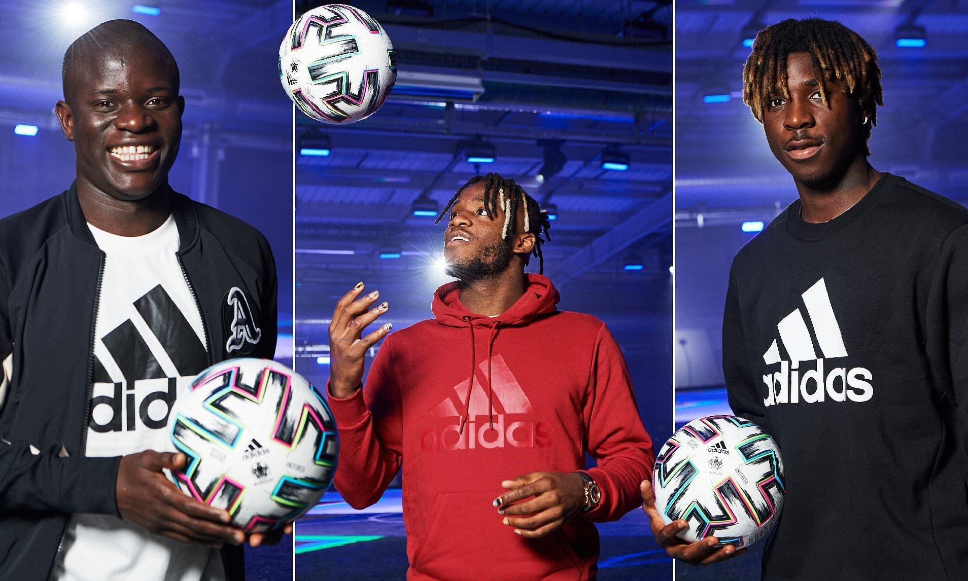 Bóng Adidas Uniforia Euro 2020