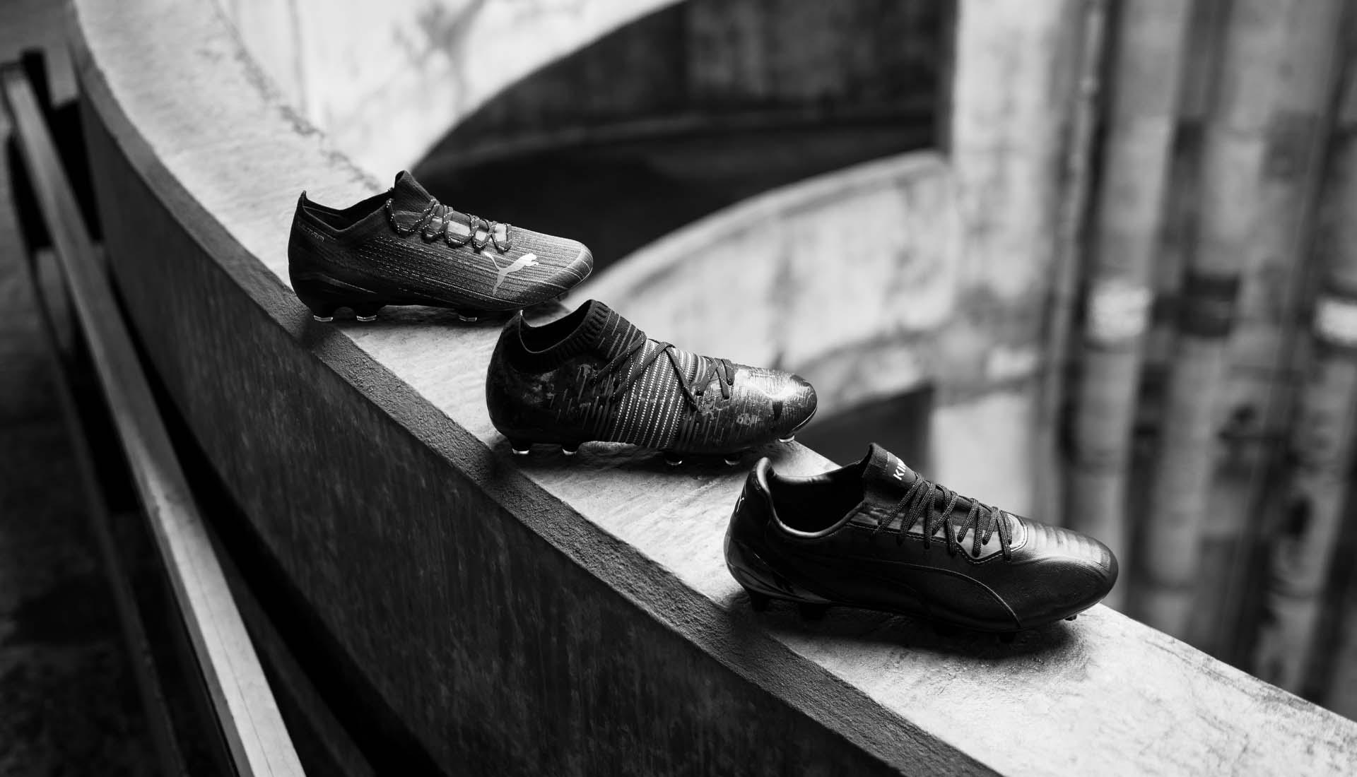 Khám phá 3 phiên bản giày đá bóng Puma Eclipse