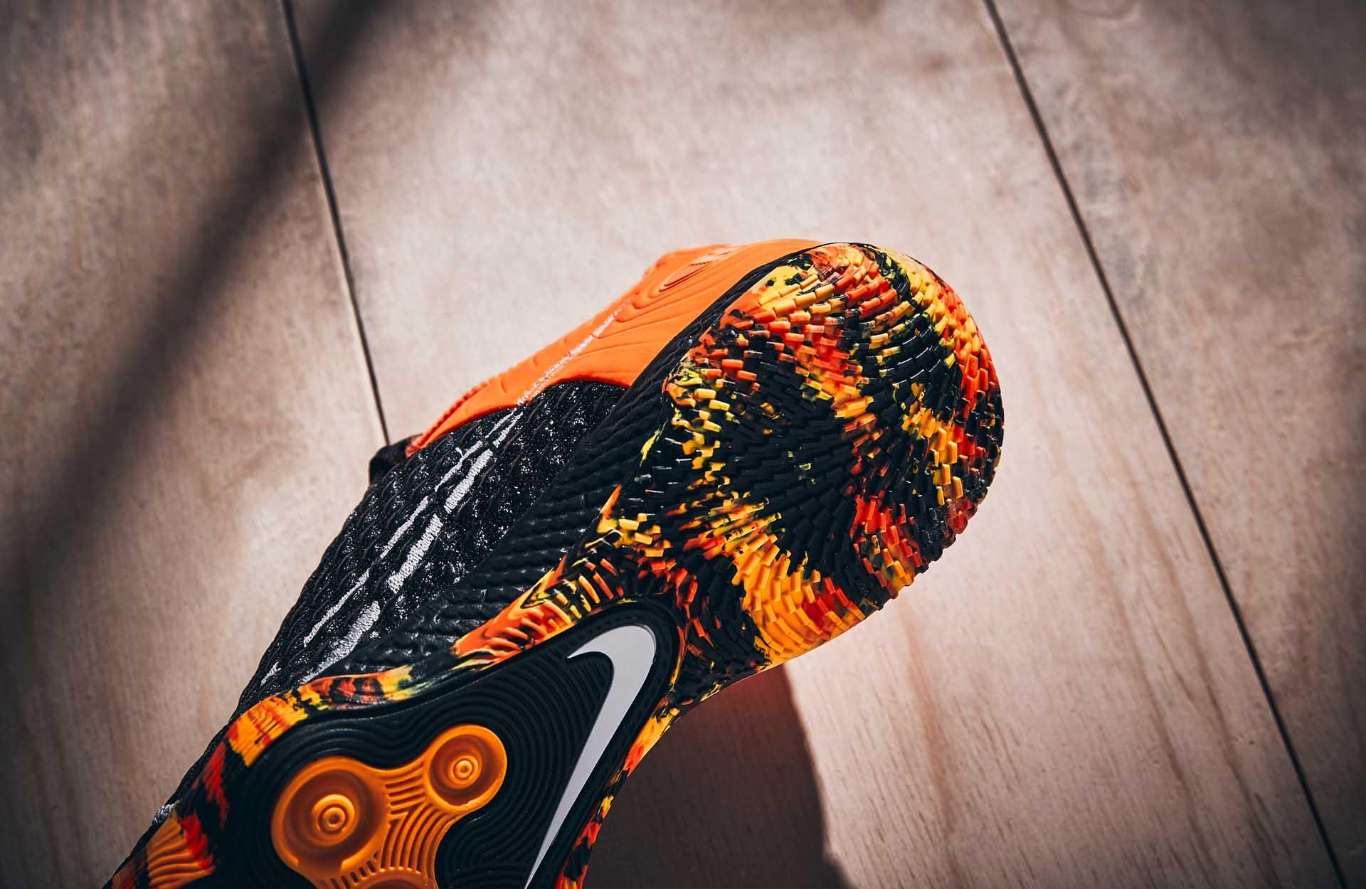 Nike React nổi tiếng trong việc tối ưu các chuyển động cho cầu thủ