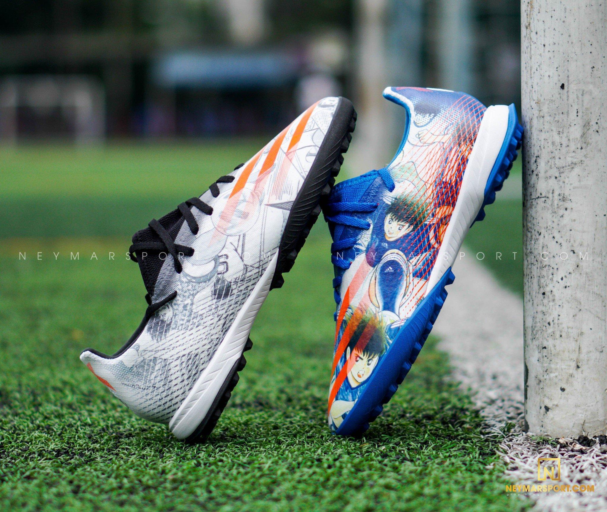 Giày đá bóng Adidas X Ghosted .3 TF Tsubasa