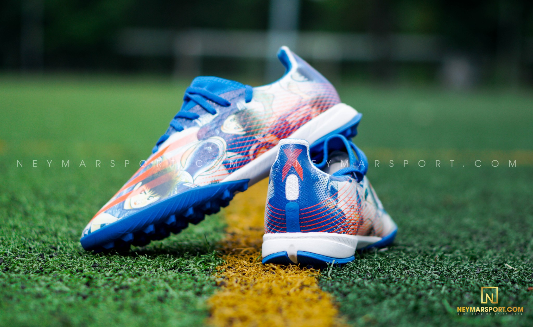 Tổng hợp những mẫu giày cỏ nhân tạo Adidas cho trẻ em mới cập bến tại Neymarsport