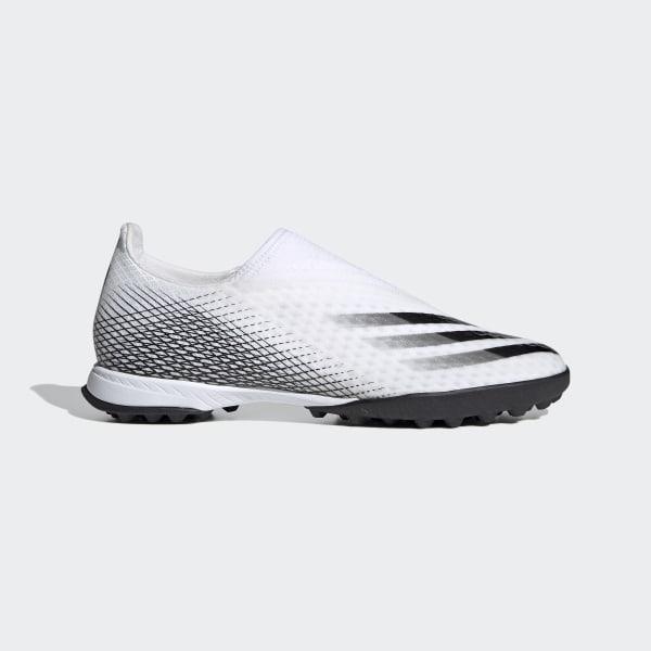 Giày đá bóng không dây Adidas X Ghosted .3 Laceless TF Inflight