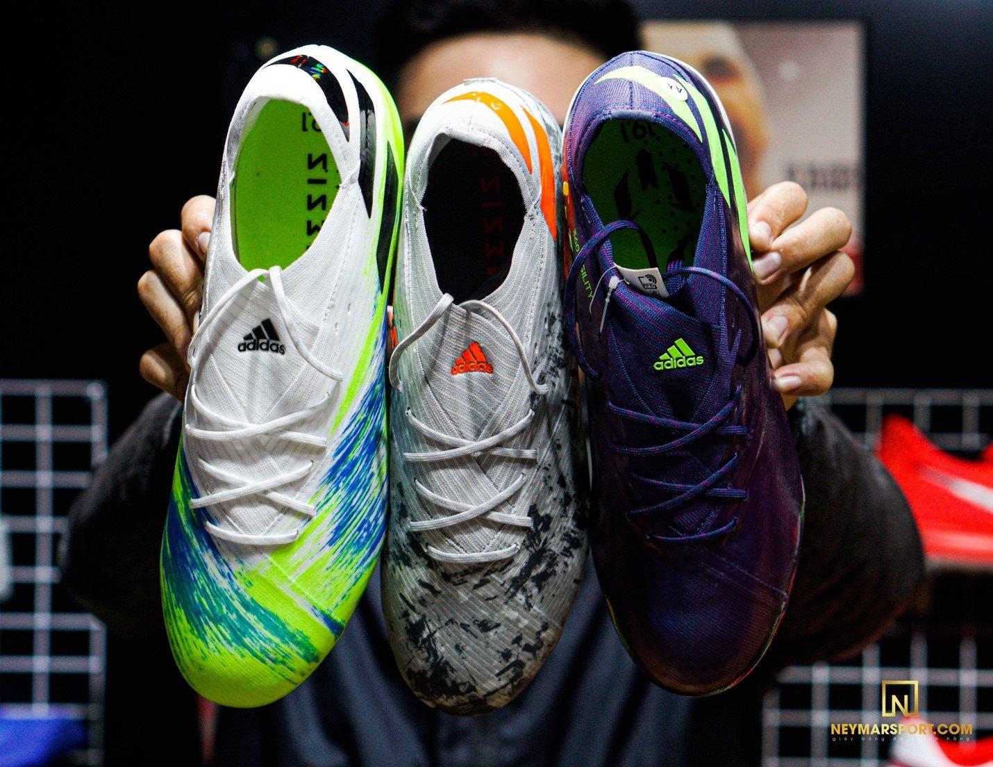 4 Mẫu Giày Cỏ Tự Nhiên Cao Cấp Nhất Của Adidas Vừa Restock Tại Neymarsport Trong Tháng 7