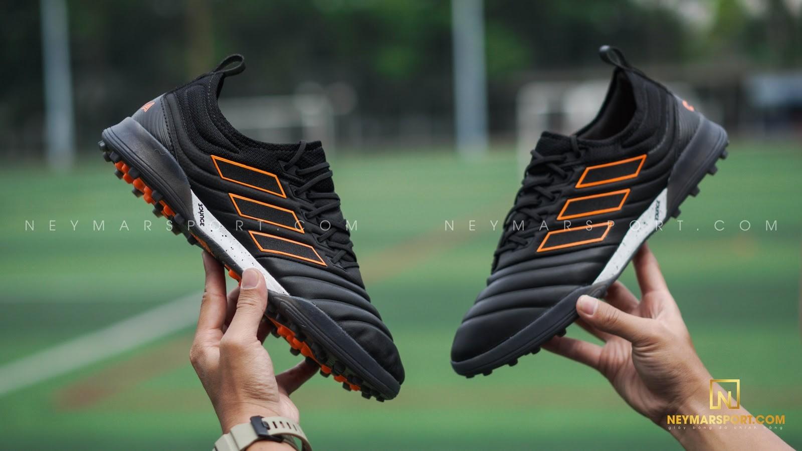 Giày đá bóng adidas Copa 20.1 TF Precision To Blur