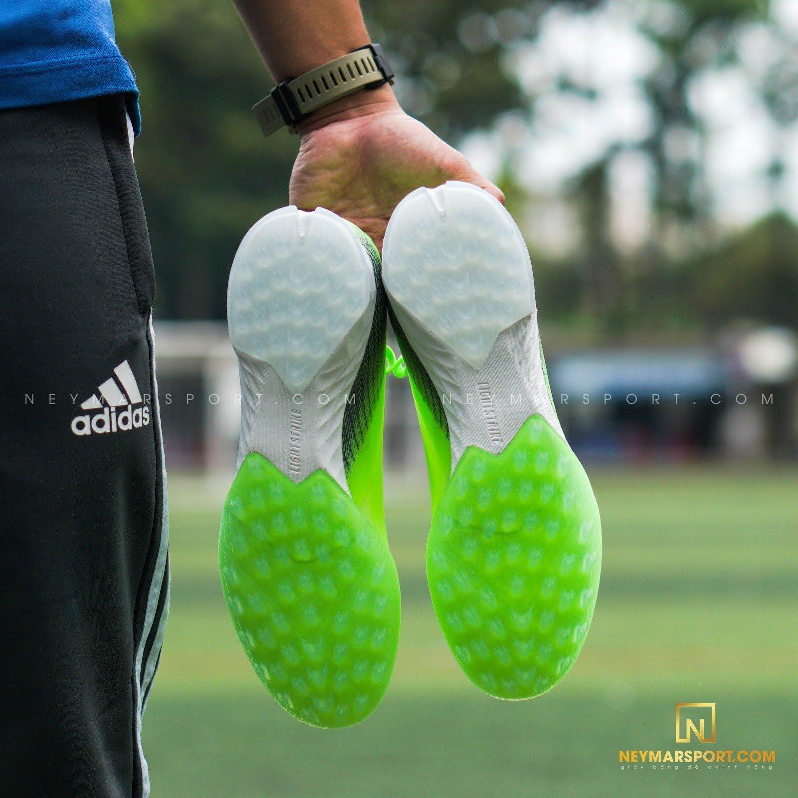 Giày đá bóng adidas X Ghosted .1 TF Precision To Blur