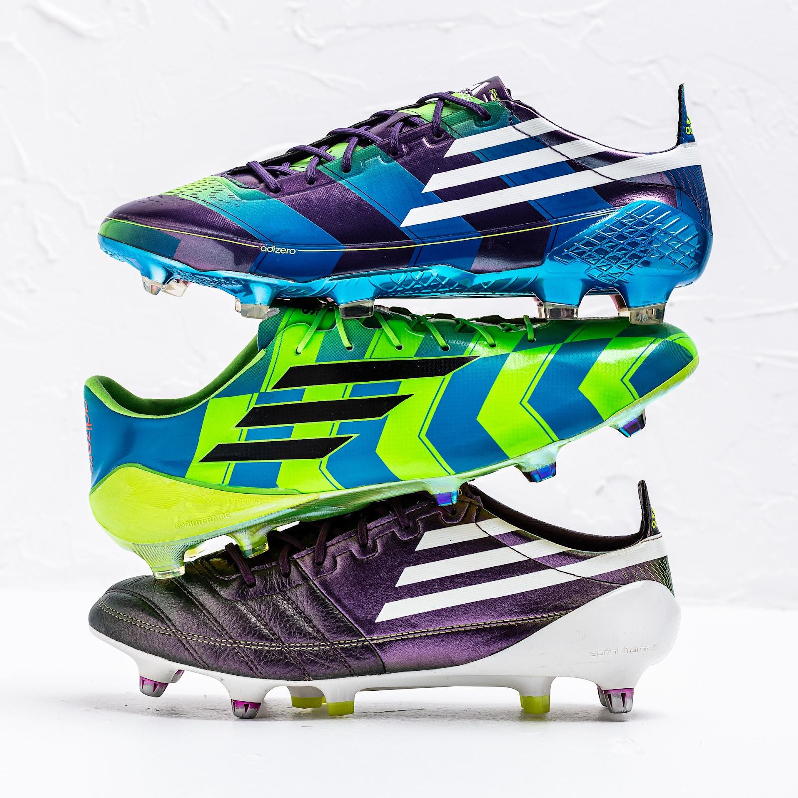 Giày đá bóng adidas F50 adizero Chameleon