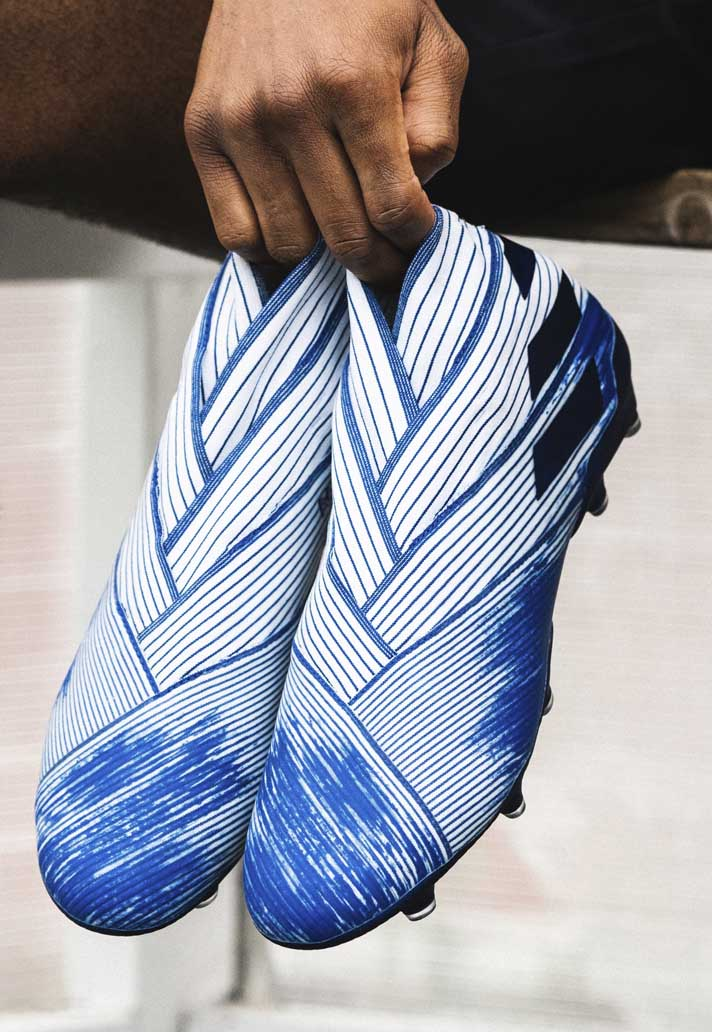 Giày đá banh Adidas Nemeziz 19+ Mutator 2