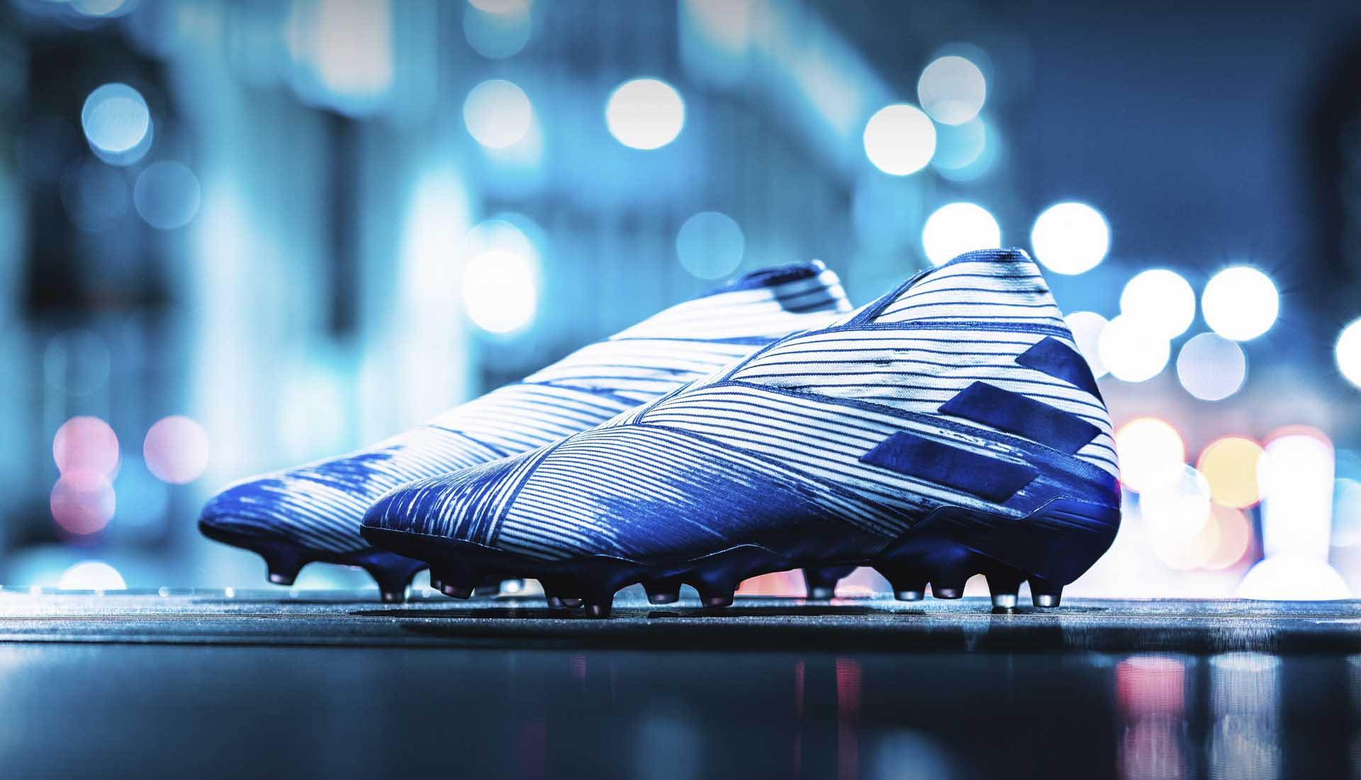 Giày đá banh Adidas Nemeziz 19+ Mutator 5