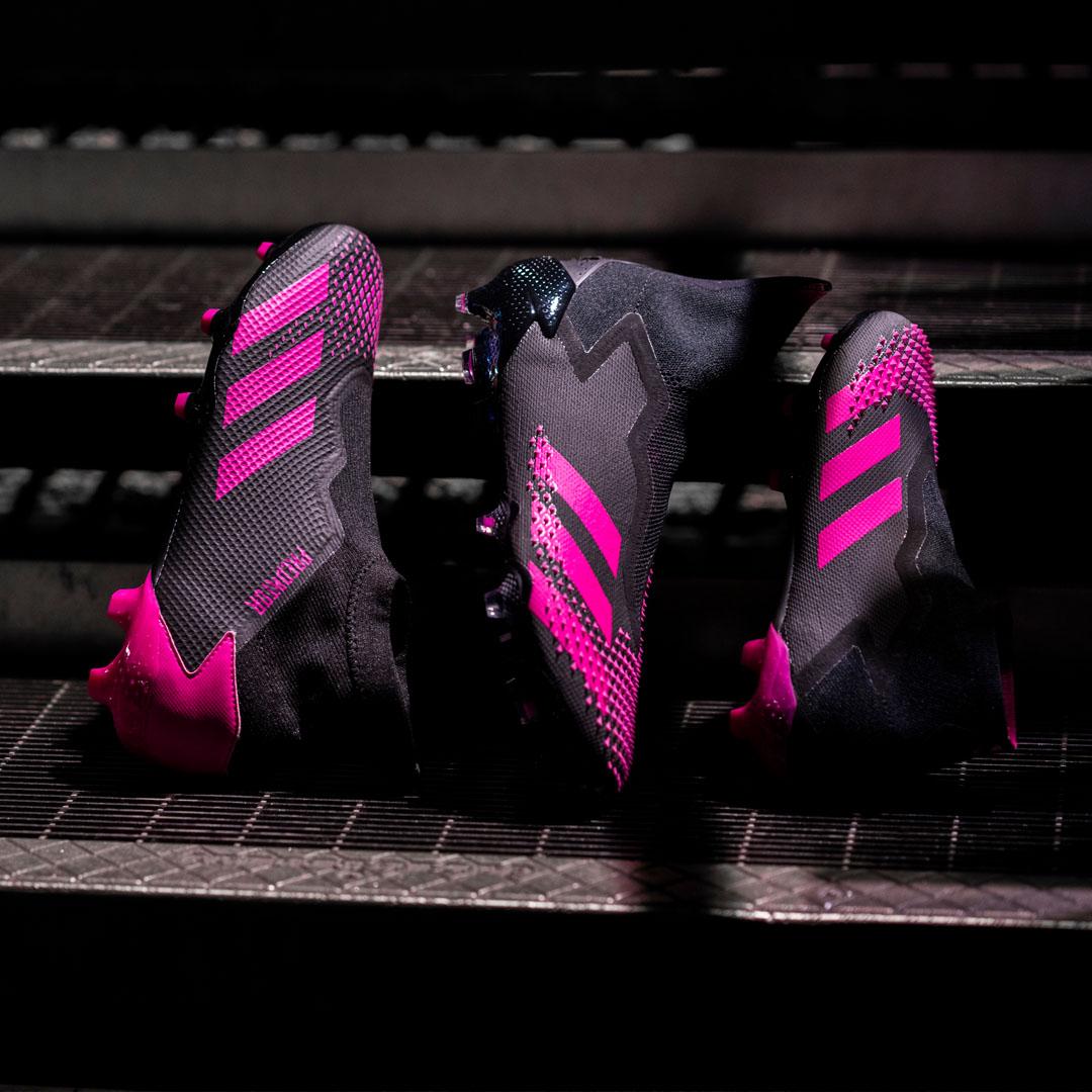 """Thiết kế độc quyền Black/Fluro Pink"""""""