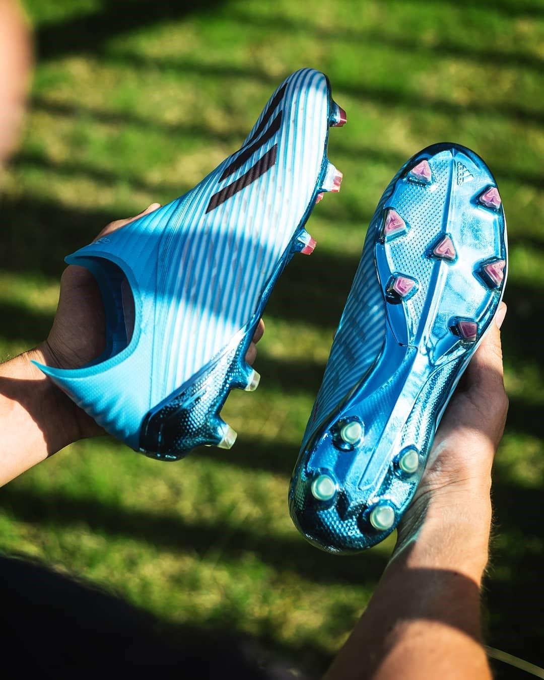 Adidas X19+