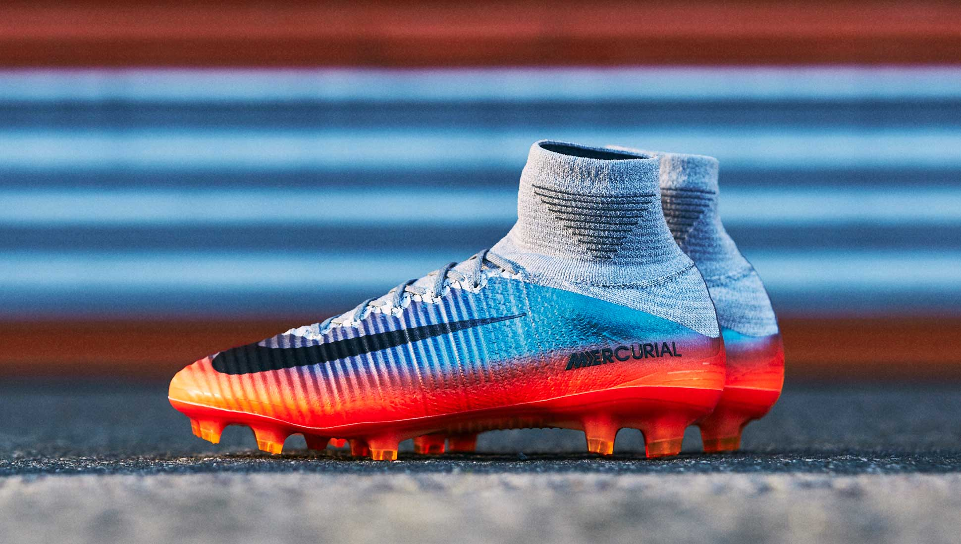 Vẻ đẹp của giày Nike Mercurial Superfly V Forged For Greatness