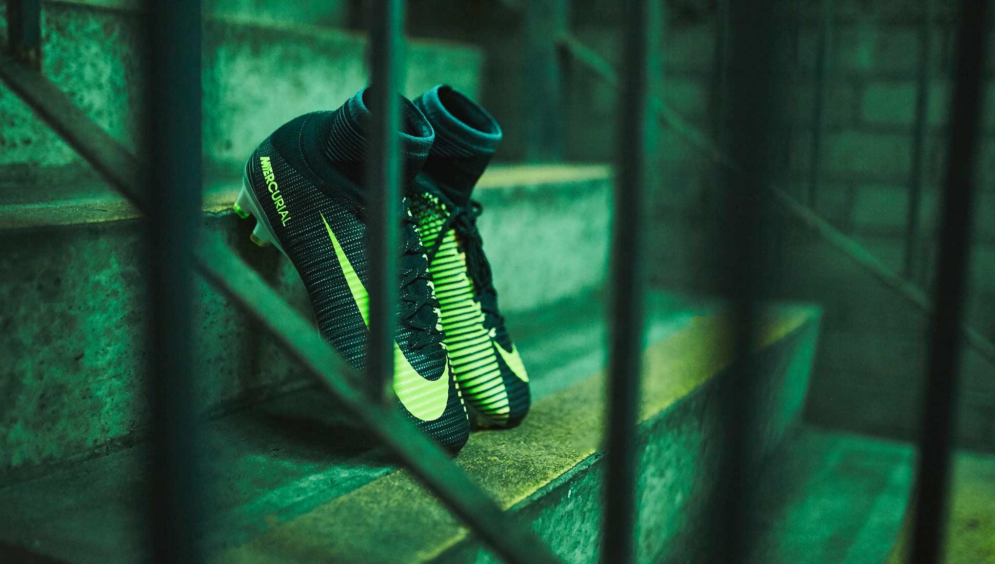 Giày đá banh Nike Mercurial Superfly V CR7 Chapter 3: 'Discovery'