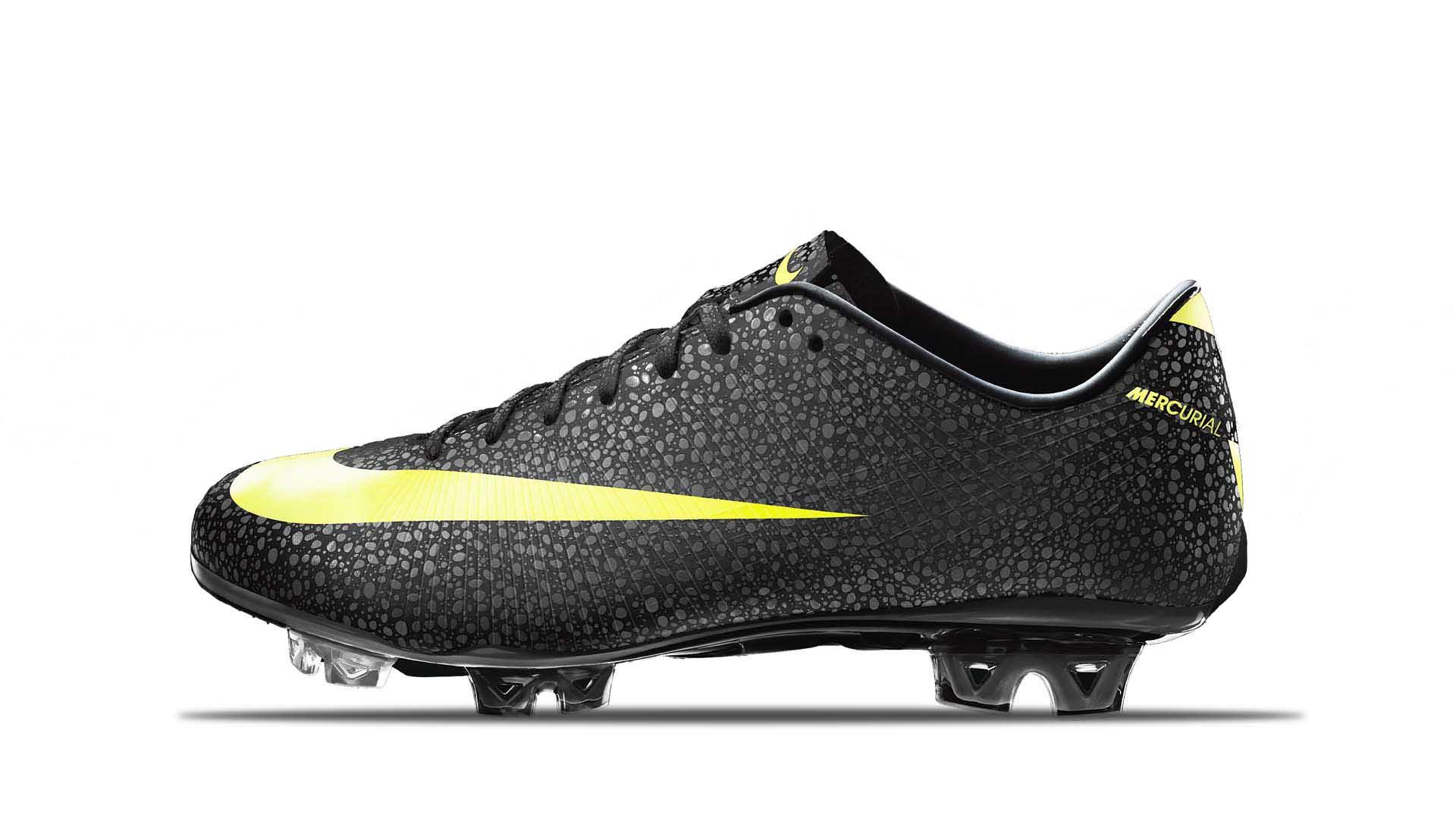 Giày đá banh Nike CR Mercurial Superfly III 'Safari Black'