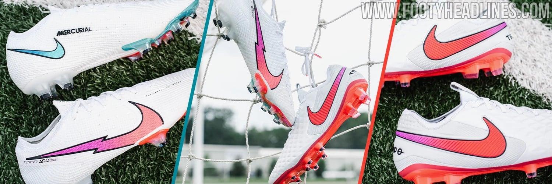 Nike Mercurial và Nike Tiempo