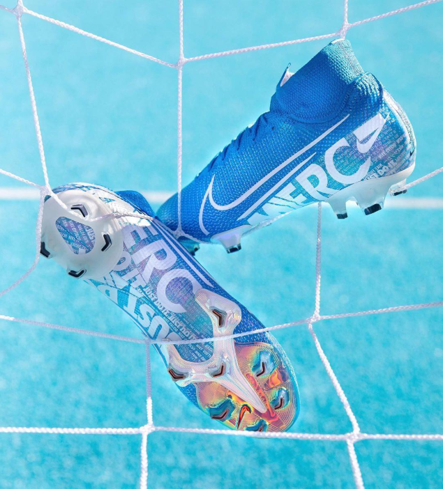 Nike Mercurial New Lights - Blue Hero/White