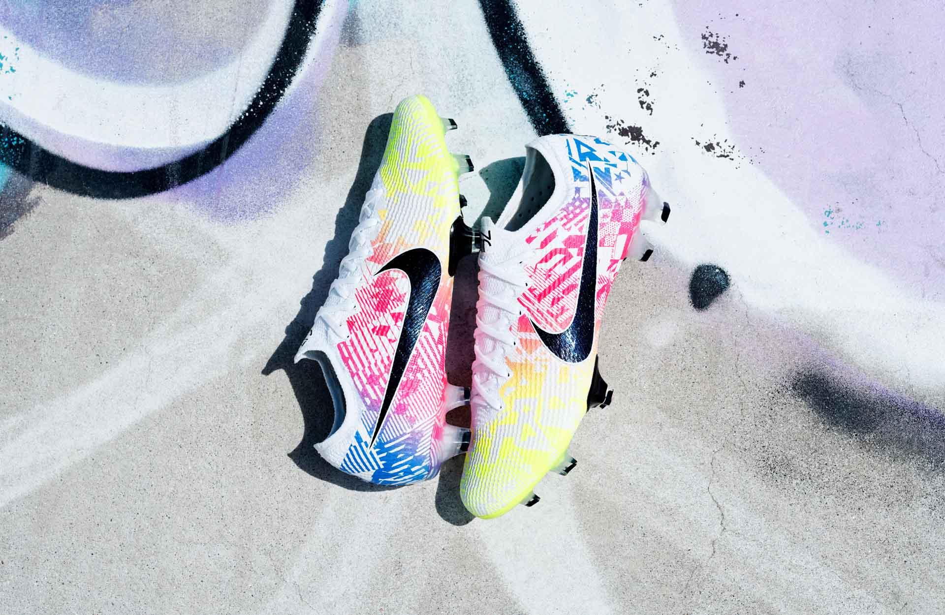 Nike Mercurial Vapor Jogo Prismático - Neymar