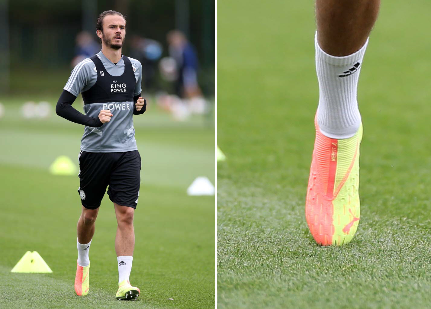 James Maddison đi Puma Future 5.1 Rise pack 2020