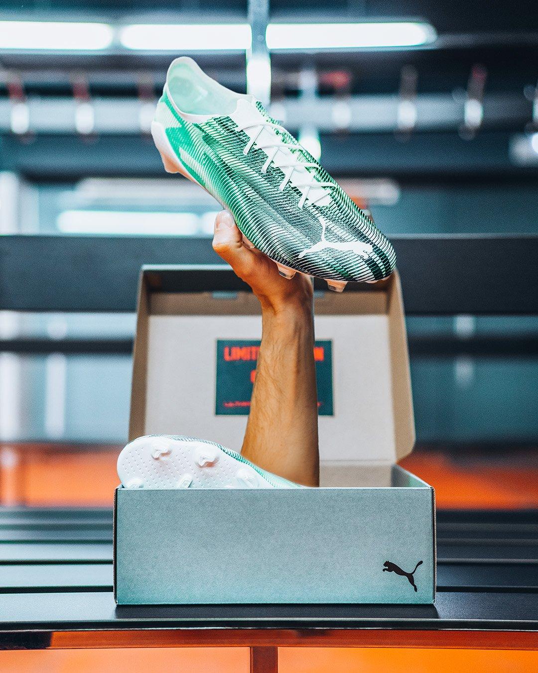 Đặc trưng công nghệ giày đá bóng Puma Ultra SL 21