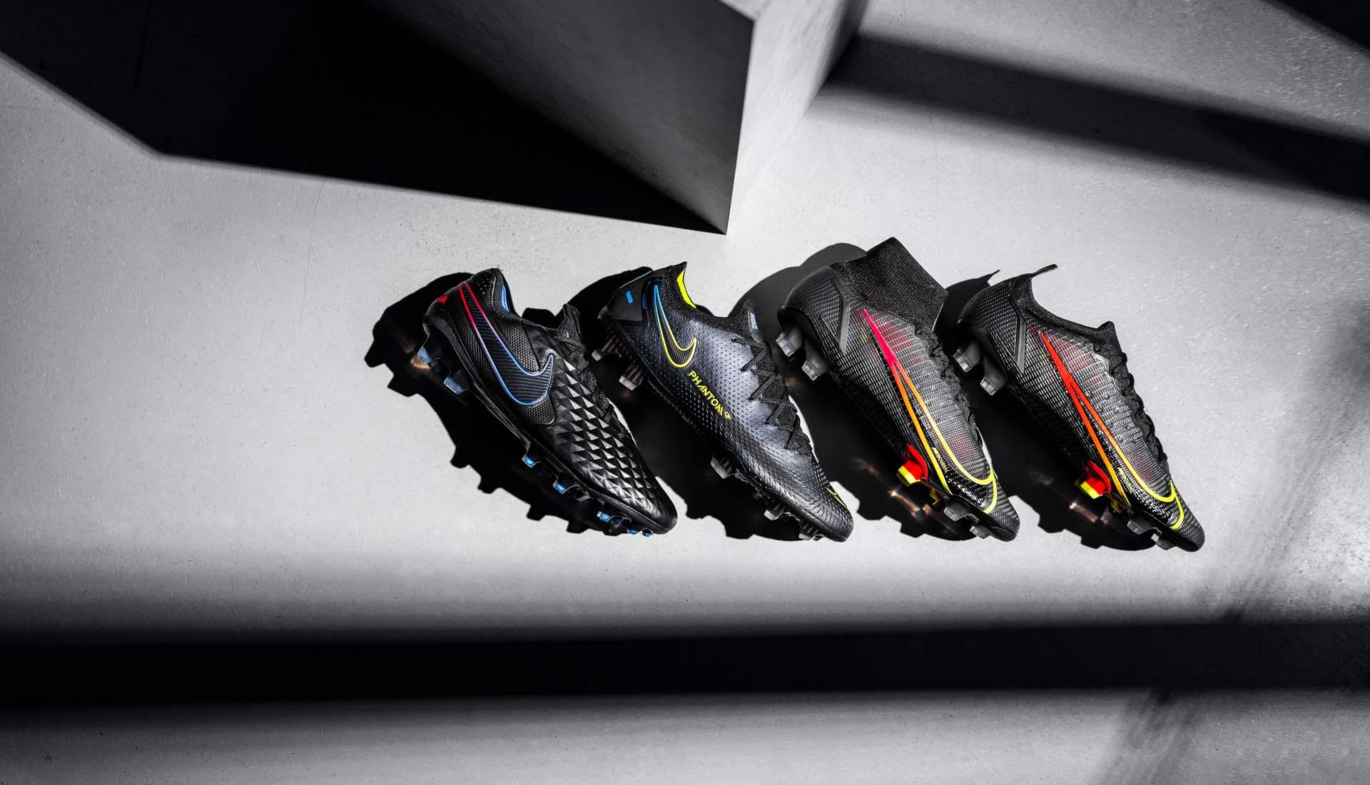 Bộ sưu tập giày đá bóng Nike