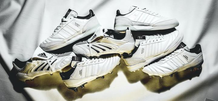Giới thiệu bộ sưu tập giày đá bóng mới của adidas