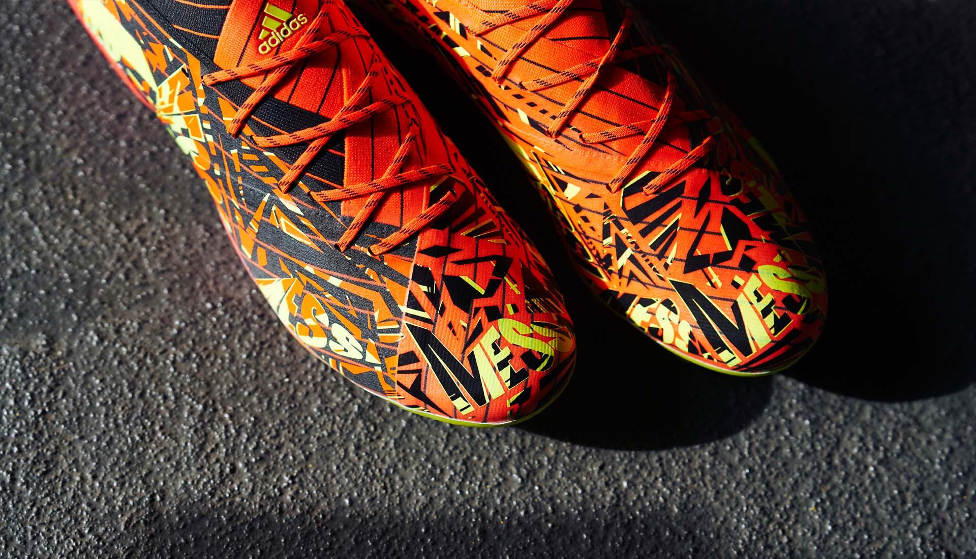 Công nghệ của giày đá banh Nemeziz Messi