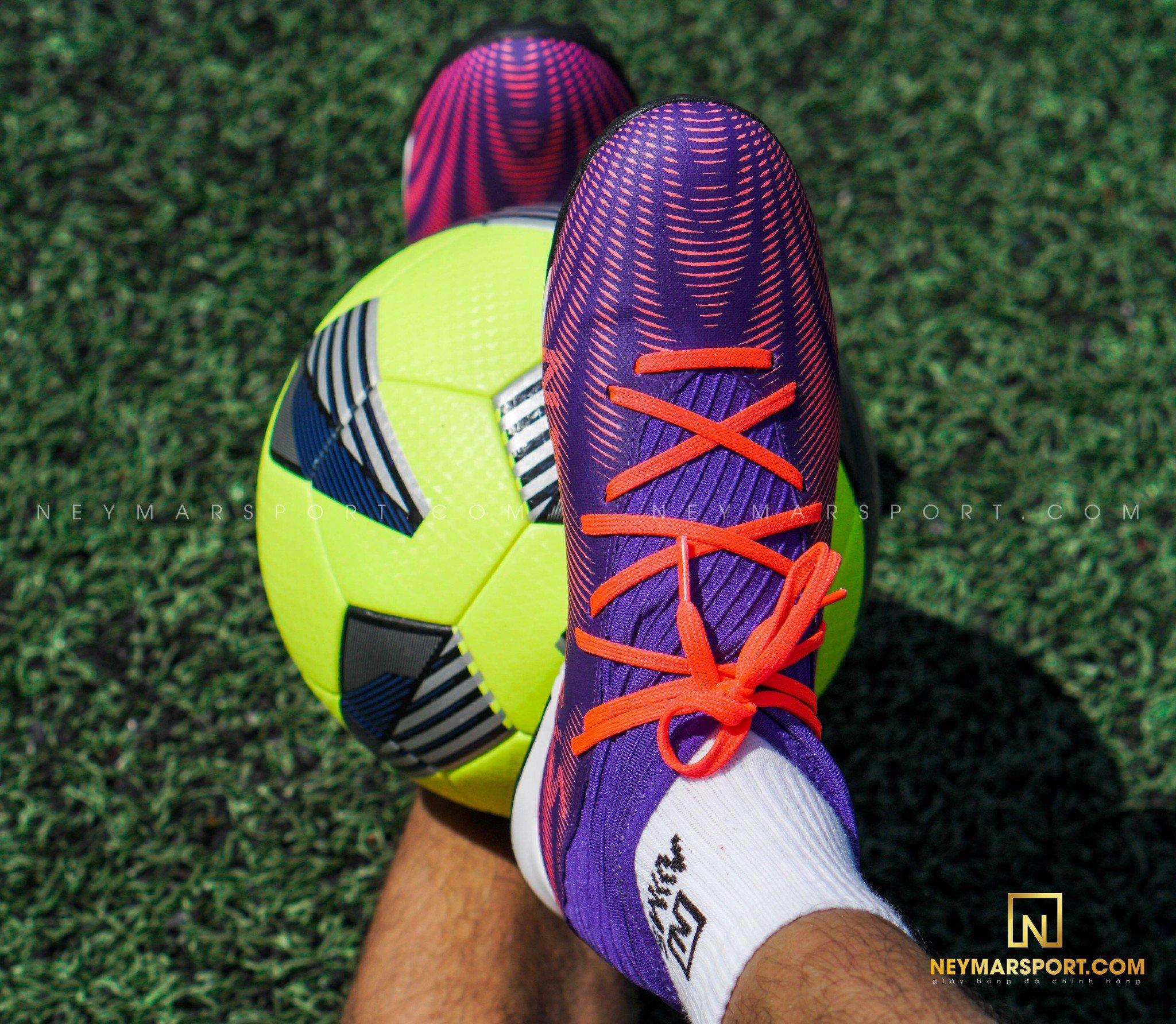 Giày đá bóng adidas Nemeziz Precision to Blur