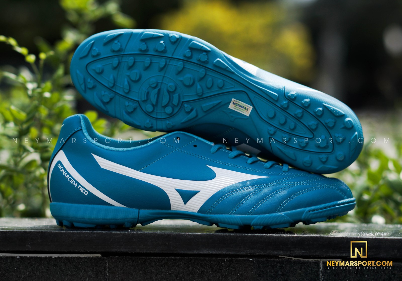 Giày đá banh Mizuno Monarcida Neo Select As TF