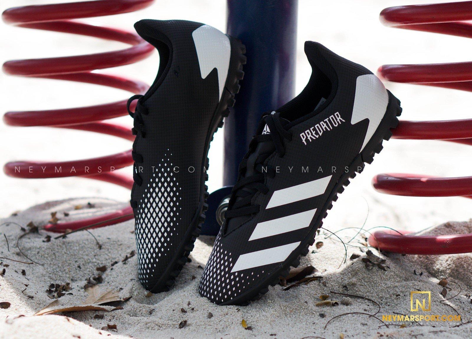 Giày đá bóng Adidas Predator 20.4 TF Inflight - Core Black/Footwear White