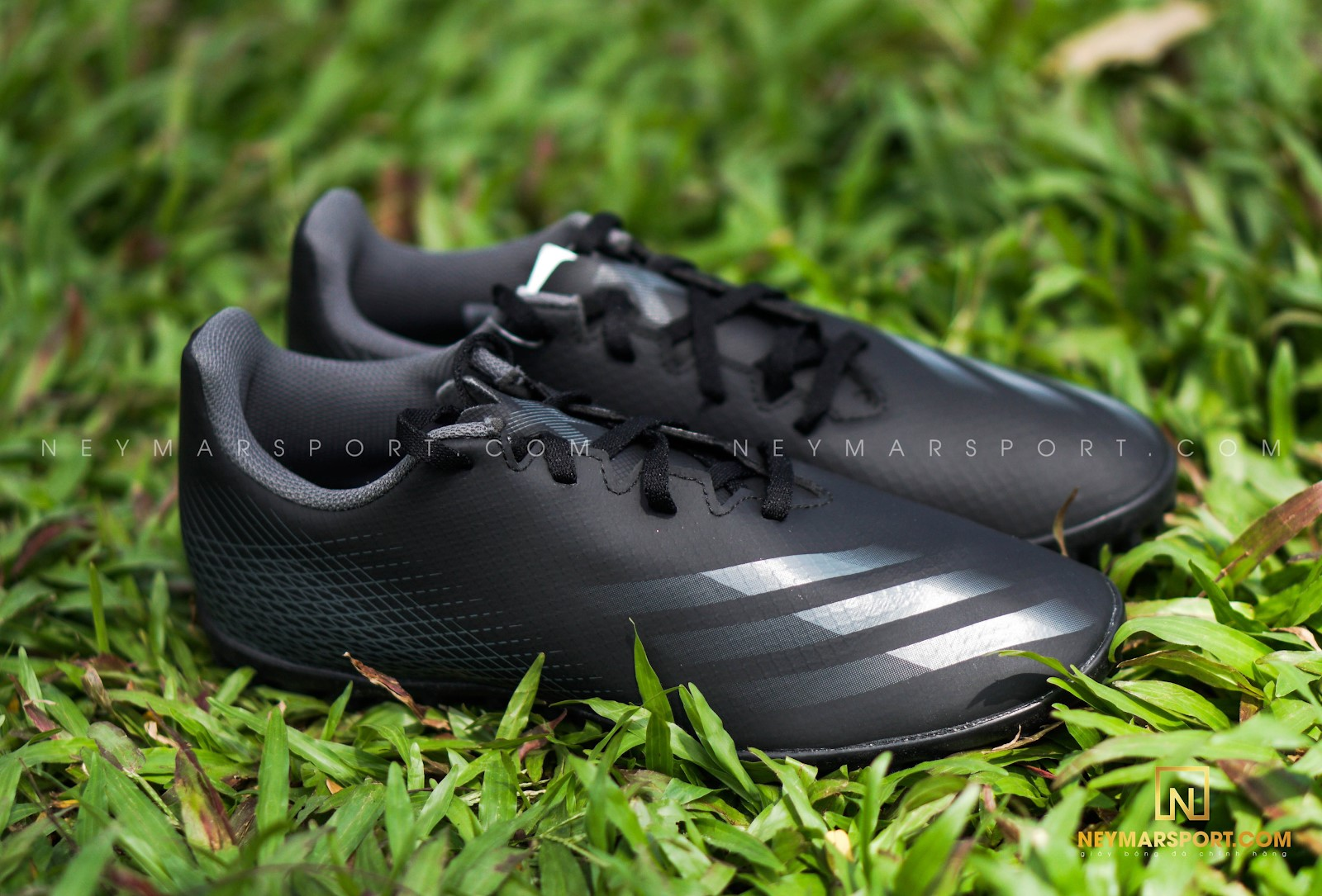 Giày đá banh Adidas X Ghosted .4 TF Dark Motion
