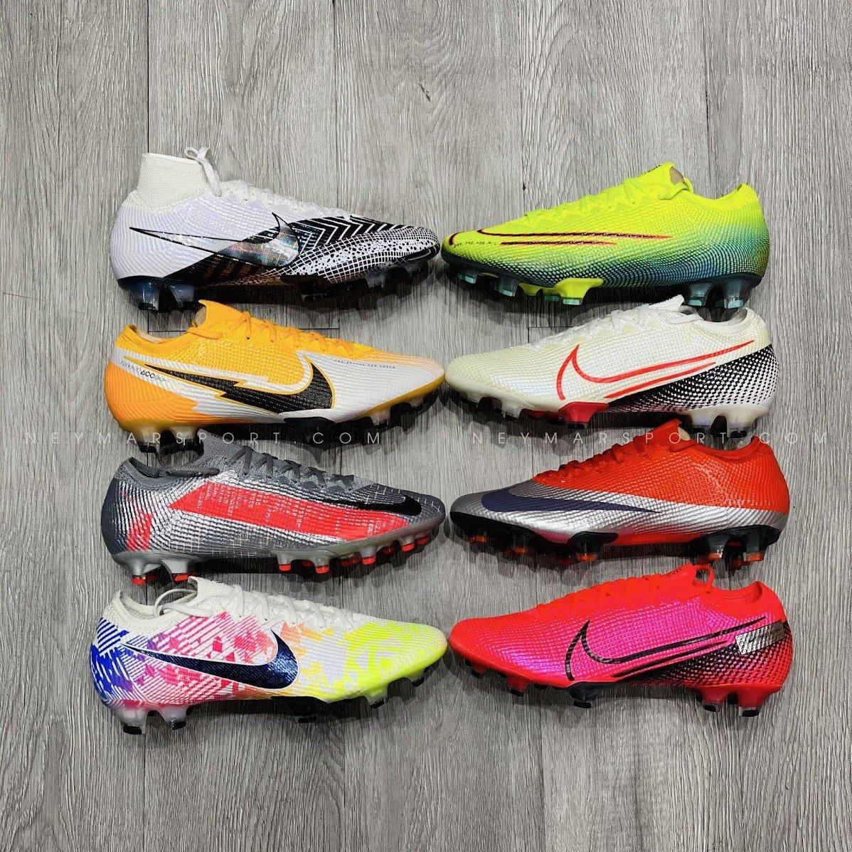 Xếp hạng các siêu phẩm giày đá bóng Nike Mercurial năm 2020