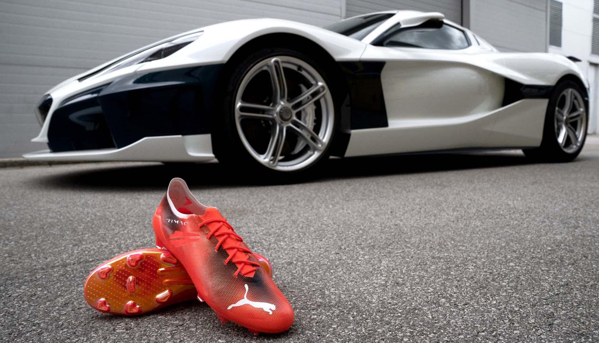 Giày đá bóng PUMA THE ULTRA RIMAC SL