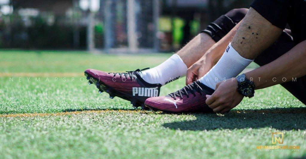 Giày đá bóng Puma Ultra 3.1 FG/AG Turbo