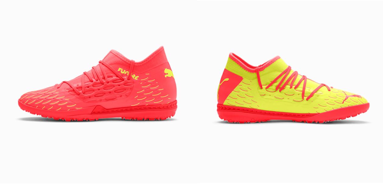 Giày cỏ nhân tạo PUMA Future 5.3 Netfit TF Rise Pack đẹp mắt