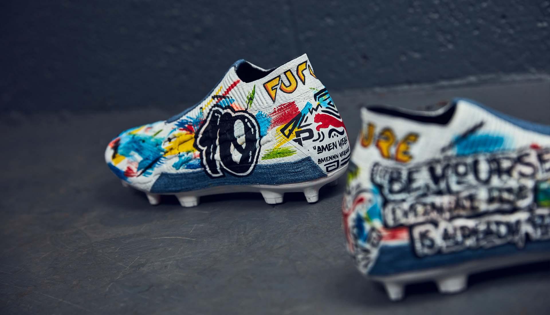 Giới thiệu giày đá bóng Puma Future 6.1 James Maddison