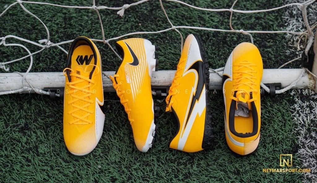 Giày đá bóng Nike Mercurial Vapor 13 Academy MG Daybreak